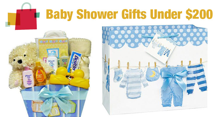The Best Baby Shower Gifts Under $200