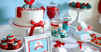 Adorable Ideas for a Winter Baby Shower