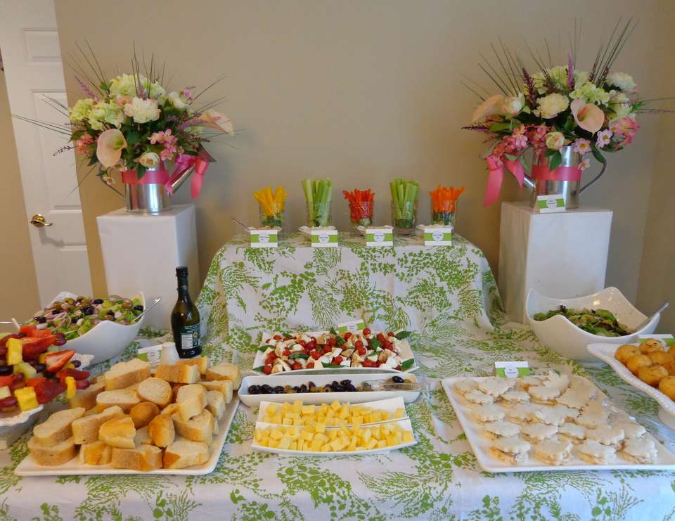 Spring Baby Shower Party Ideas Baby Shower Games